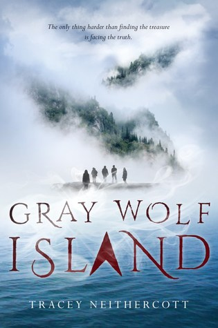 Gray Wolf Island ARC Review